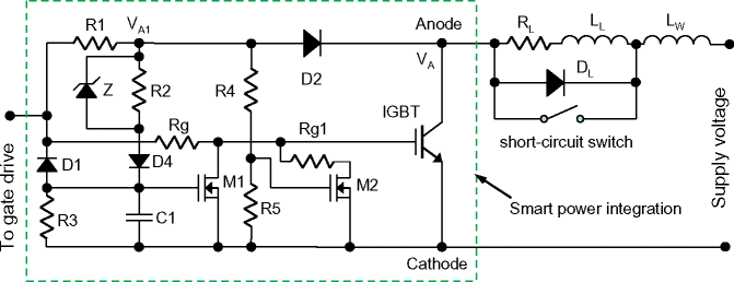 Overcurrent protection circuit