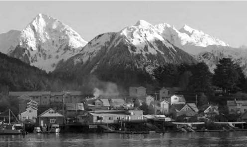 Sitka is a prosperous fishing town in Alaska, a state with immense natural resources that was bought by the United States for a little over seven million dollars back in 1867.