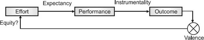 Argyris's Theory, Vroom's Expectancy Theory - Organizational