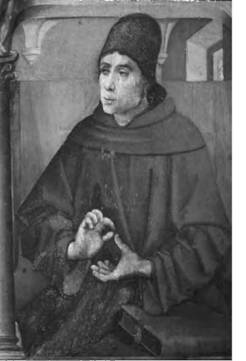 John Duns Scotus helped broaden philosophical debate after Thomas Aquinas by reminding others of the work of St. Augustine and Avicenna (Art Archive).