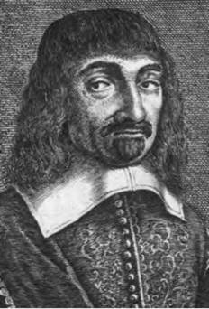 Descartes' assertion that he existed led to other conclusions, such that God exists as does the external world (iStock).