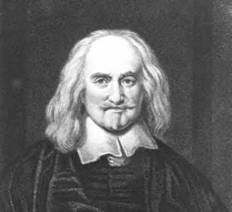 Thomas Hobbes applied the atomism and materialism of the science of his day to metaphysics (iStock).