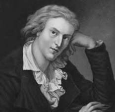 More often remembered as a German Romantic poet and playwright, Friedrich Schiller was also a philosopher; he wrote on ethics and aesthetics (Art Archive).