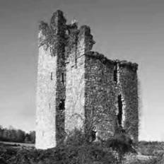 Dysart Castle in Thomasttown, County Kilkenny, Ireland, was the home of George Berkeley. (Art Archive).