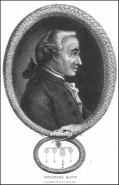 Immanuel Kant constructed a system of reason from which empiricism and the sciences could be derived (iStock).