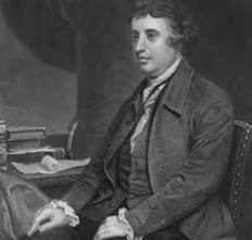 British politician Edmund Burke was philosophically a pessimist, believing that equality among all people was an unachievable goal (Art Archive).