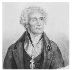 Joseph-Marie de Maistre believed that the Catholic Church would eventually triumph over the objective, scientific ideas of the Enlightenment (Art Archive).