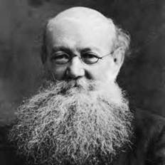 Peter Kropotkin was a Russian prince whose views on communism were mitigated by science and the ideas of evolutionary theory (Art Archive).