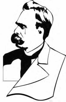 Friedrich Nietzsche was more forward thinking than many of his contemporaries, rejecting many of the values of his time (BigStock Photos).