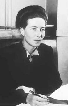 Simone de Beauvoir is credited with beginning the Second Wave of feminism (AP).