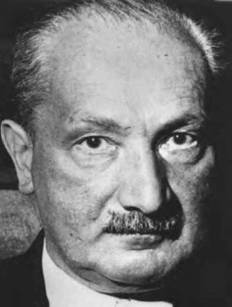 Martin Heidegger was a phenomenological ontologist who united existentialism with phenomenology (AP).