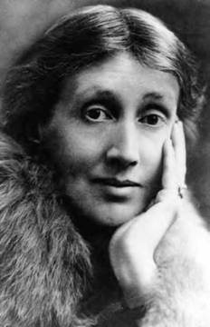 The novelist and feminist essayist Virginia Woolf was part of the Bloomsbury group (AP).