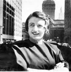 In novels like Atlas Shrugged author Ayn Rand put forth her ideas that people should selfishly pursue their own happiness (AP).