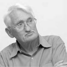 German philosopher and social theorist Jürgen Habermas is a postmodernist who has defended Enlightenment democratic values (AP).