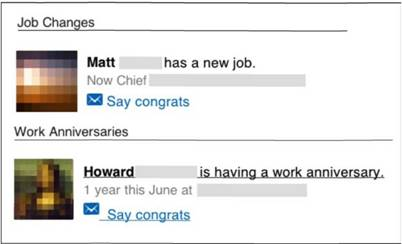 Take Advantage of LinkedIn Notifications