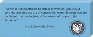 A Quote from U.S. Copyright Office